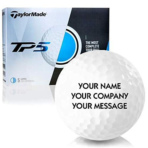 - Taylor Made Prior Generation TP5 Personalized Golf Balls