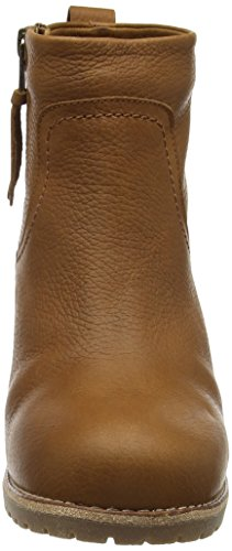 Panama Jack Arles Igloo - Botas cortas para mujer, color Marrón (Brown B2), talla 40