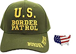 Image of the product US Border Patrol Law that is listed on the catalogue brand of SunGal.