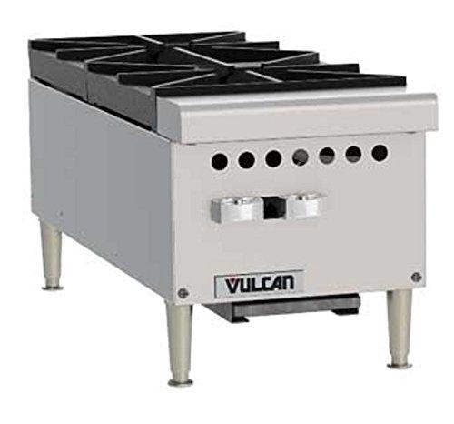 Vulcan Countertop - Vulcan VCRH12 Hotplate gas countertop 12