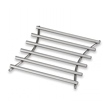 EURO Square Trivet in Satin Nickel by Spectrum