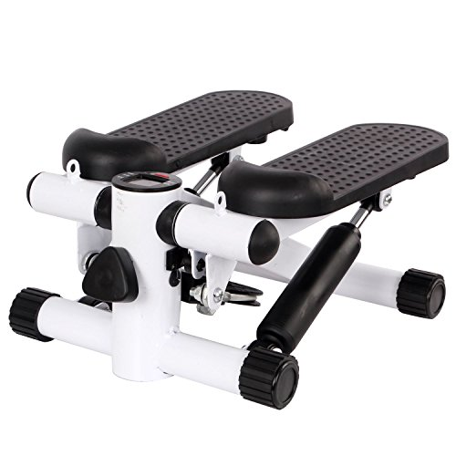 Ardisle Mini Stepper Stepping Legs Arm Thigh Exerciser Fitness Toner...