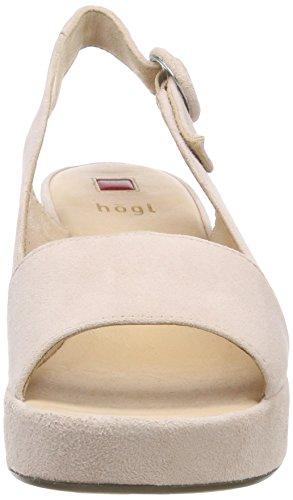 Sandaler 3202 Med Kvinder Högl rose Beige Platform Til 10 05 CxqAOBZ