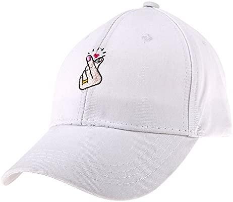 Perfumever - Gorra de béisbol para Mujer, Ajustable, de Verano ...