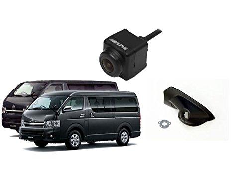 ALPINEアルパインサイドカメラHCE-CS1000+KTX-Y005HIハイエースセット B015DMA1Z8