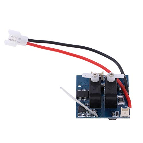 Flameer 2.4G 3CH Fix Wing Plane F959-011 Receiver Board Spare Parts for Wltoys F959 ()