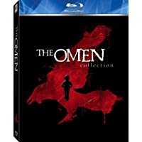 BestBuy.com deals on The Omen Collection Blu-ray
