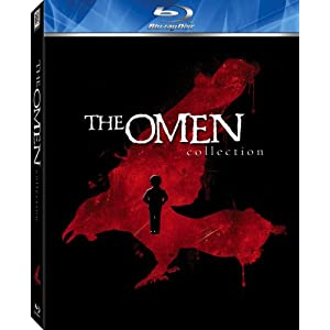 Omen, The: The Complete Collection Blu-ray (2008)