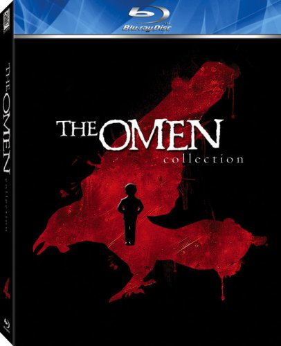 Blu-ray : The Omen Collection (Boxed Set, Widescreen, Dolby, AC-3, Digital Theater System)