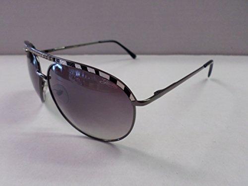 Giselle Aviator Women's Sunglasses GSL28001 Black/ Brown - Giselle Sunglasses Aviator