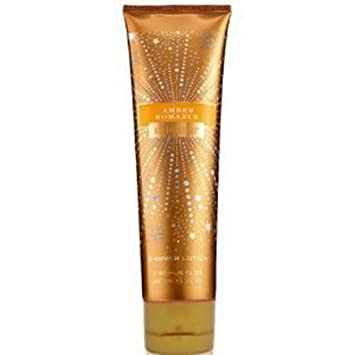 342119109c8 Image Unavailable. Image not available for. Color  Victoria s Secret Garden Amber  Romance Shimmer Body Lotion ...