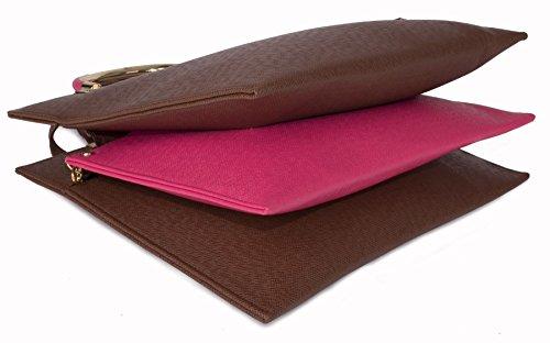 Fits Size Bag Handbag Womens Tote Big Beige Fur Shop Faux c1PnqRFBw