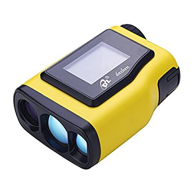 DaZhen Rangefinder 1000 Yards +- 0.5Y With LCD Height Measurement Angle Distance Measuring Device Digital Level Measuring Instrument Area Circle Rectangular from DaZhen