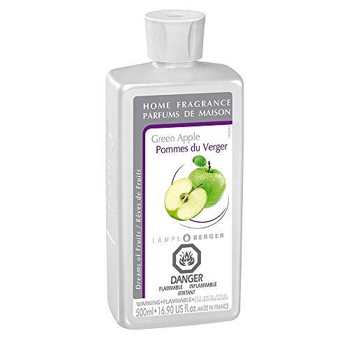 (Lampe Berger Fragrance - Green Apple , 500ml / 16.9 fl.oz.)