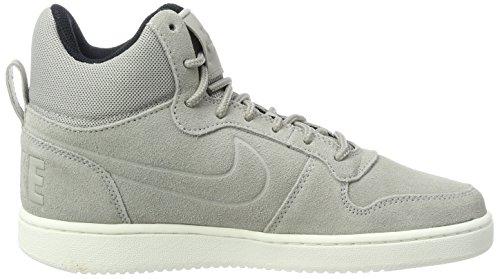 Homme Borough Court Mid Gris cobblestone black cobblestone sail Nike Premium Baskets XPaBxBw