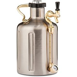 Coolerator COOLKEG Brand-5-Liter Mini-Keg Growler, 14x7x7