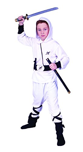 Ninja Ranger (White;Medium) -