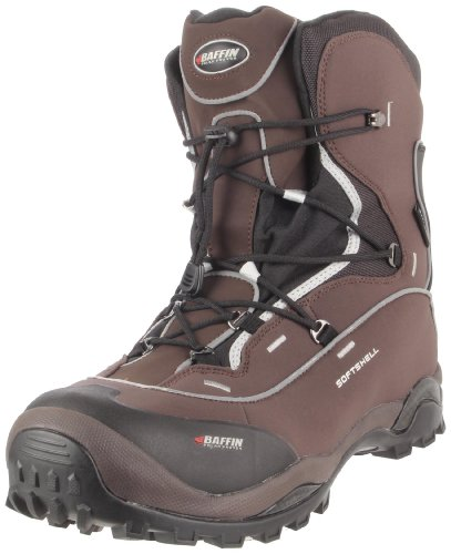 Men's Chocolate Hiking Boots SNOSPORT Baffin YnR1466