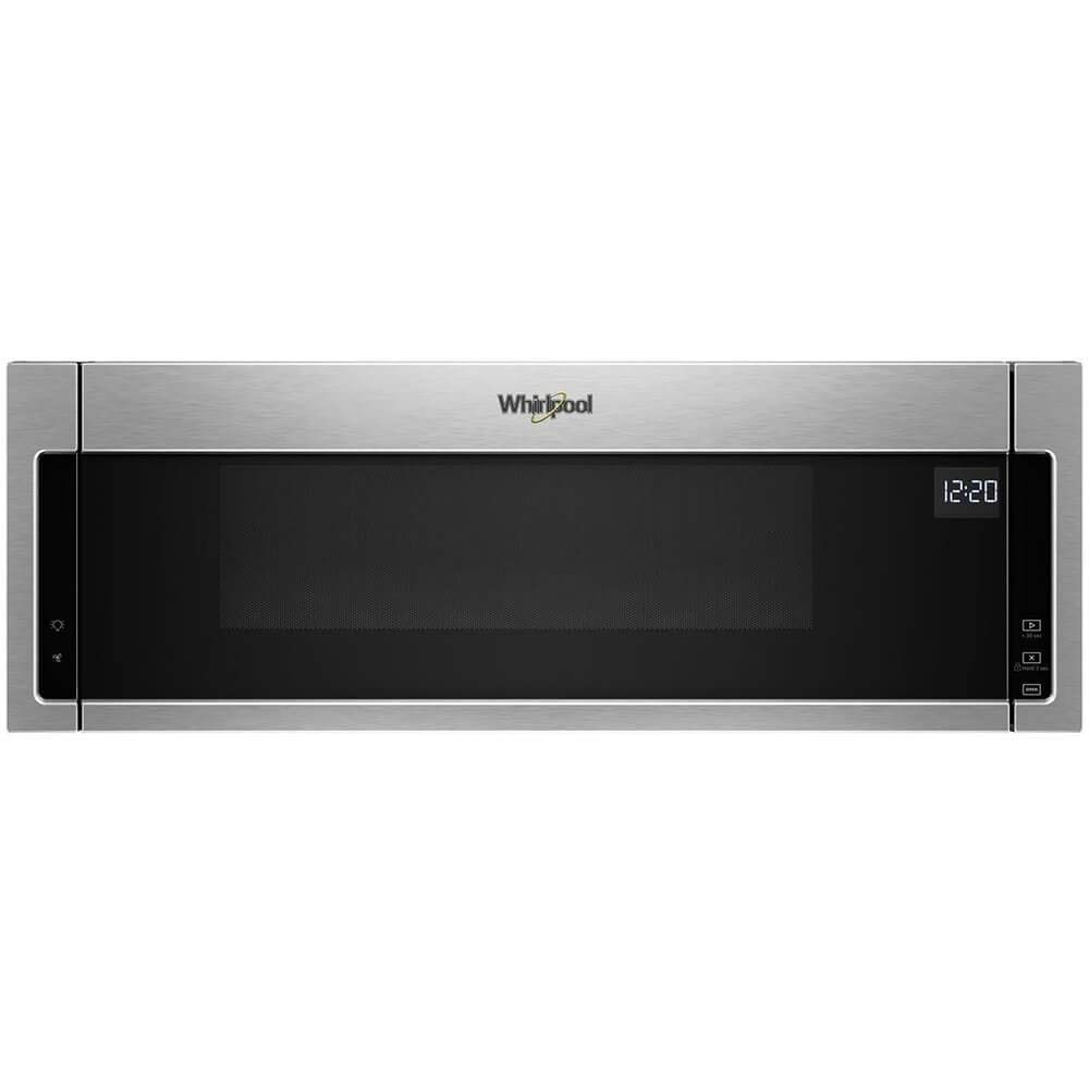 Whirlpool WML55011HS 1.1 Cu. Ft. Stainless Over-the-Range Microwave Oven by Whirlpool