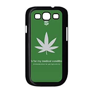 Samsung Galaxy S3 Cases Common Lie, Samsung Galaxy S3 Cases Funny for Men, [Black]