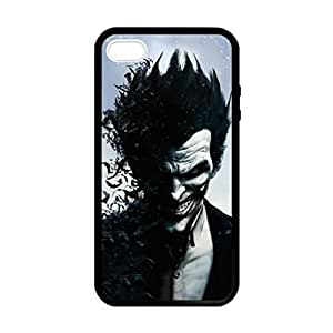 Joker The Dark Knight Batman Image Protective Iphone 5s / Iphone 5 Case Cover Hard Plastic Case for Iphone 5 5s