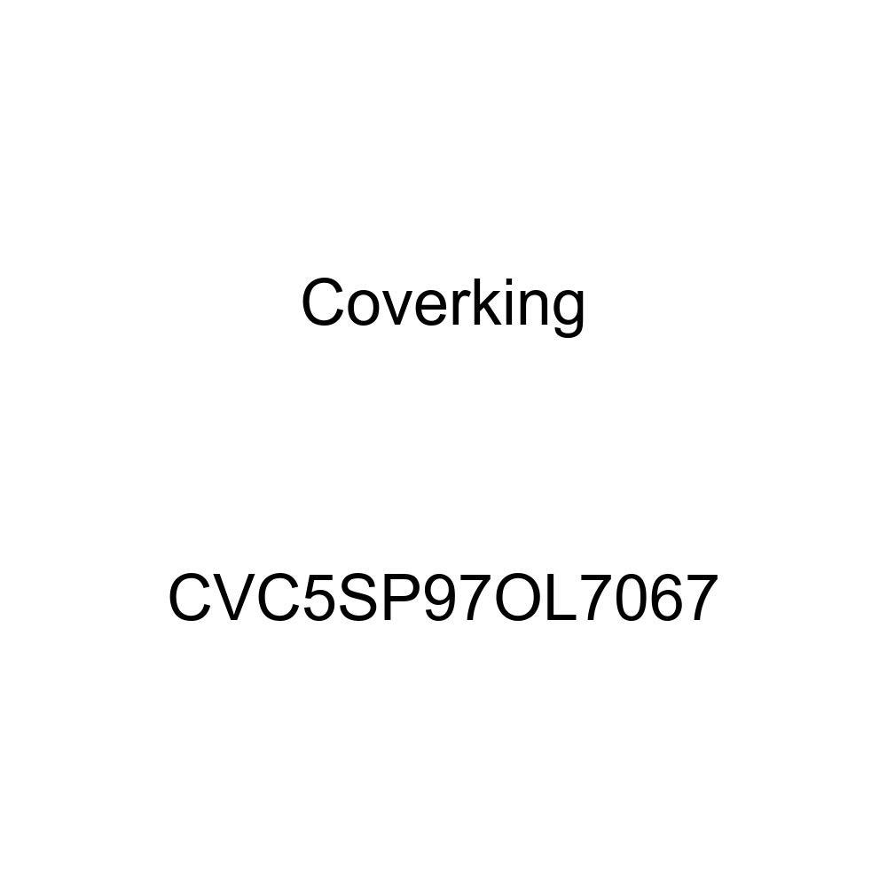 Coverking CVC5SP97OL7067 Blue Stormproof Custom Vehicle Cover