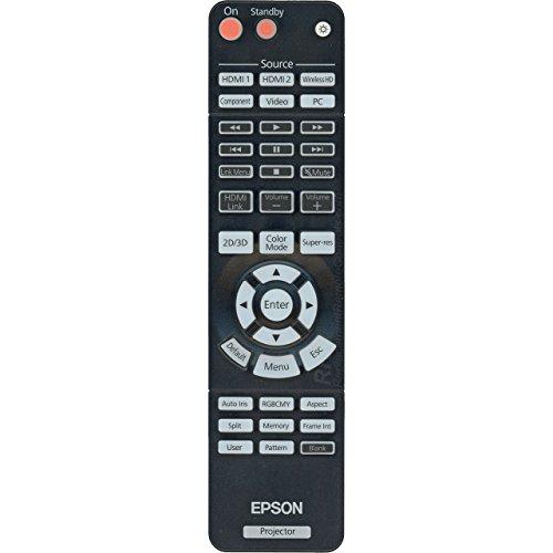 6010 Projector - Epson Projector Remote Control: PowerLite Pro Cinema 6010