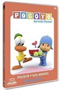 Pocoyo Y Sus Amigos: Compartir [DVD]