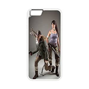 Personalized DIY Tomb Raider Lara Custom Cover Case For iPhone 6 Plus 5.5 Inch R3S793084