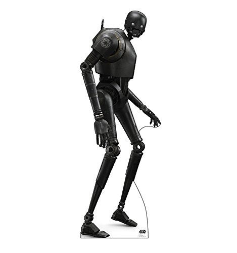 Advanced Graphics K-2SO Life Size Cardboard Cutout Standup - Rogue One: A Star Wars Story]()