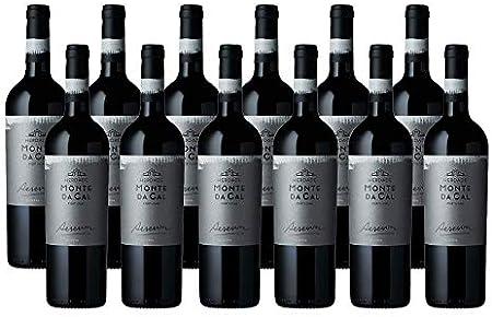 Monte Da Cal Reserva - Vino Tinto - 12 Botellas