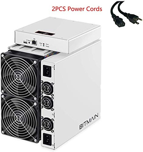Antminer T17 61TH / S Bitcoin Miner BTC 3000W Antminer T17 61TH Bitcoin Mining Antminer Asic Miner Machine شامل PSU