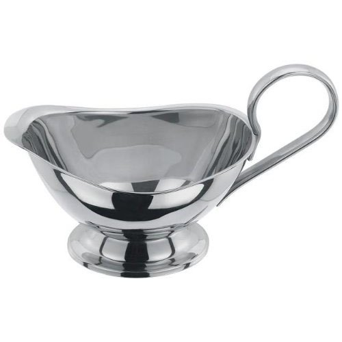 Judge Stainless Steel 16oz Gravy Boat TC155 by Judge