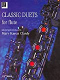 img - for Classic Duets for Flute - Mary Karen Clardy - UNIVERSAL EDITION - 2 Flutes - Flute Duets - UE070005 book / textbook / text book