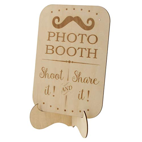 Cowboy Photo Booth Printables (Freestanding Wooden Shoot It Share It Photo Booth Sign Wedding Party)