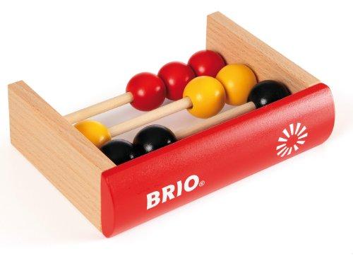 Brio 30178 Abacus Multicoloured