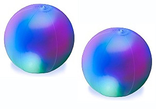 SolarGlo Powered Lighted Inflatable Sphere product image