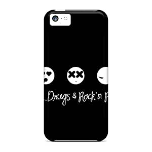 Fashion Case case Sex Drugs And Rock N xh1BSMoZYfP Rroll/ Fashionable case cover For Iphone 6 4.7''