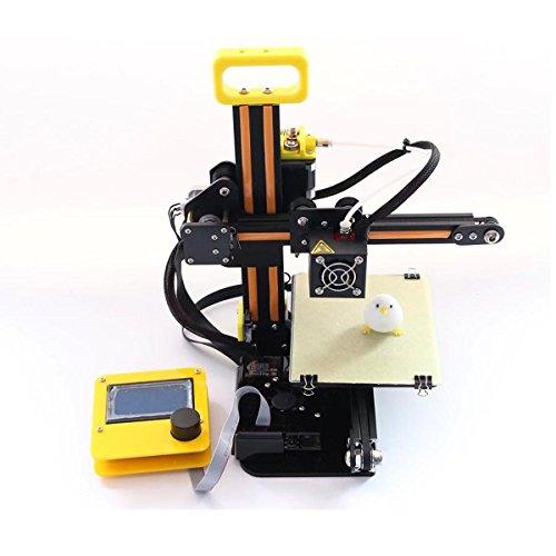 TEN-HIGH 3D Printer CR-7 - 130 x 150 x 100mm