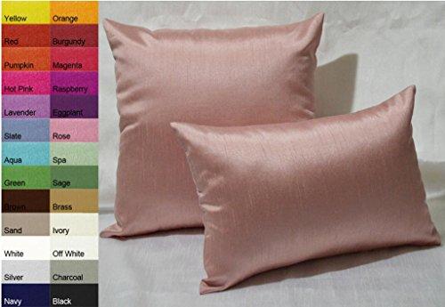 Pink Rose Pillow - 9