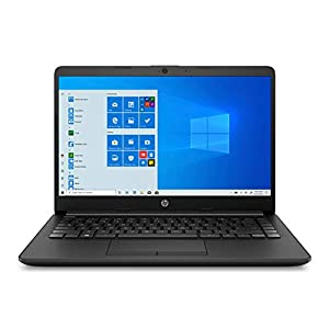 HP 14 14″ HD SVA Anti-Glare Micro-Edge WLED-backlit Laptop for Students, AMD Athlon 3050U 2.3GHz up to 3.2GHz, 4GB DDR4, 128GB SSD, Wi-Fi 5, Bluetooth 4.2, HDMI, Webcam, Windows 10 S, Accessory Bundle