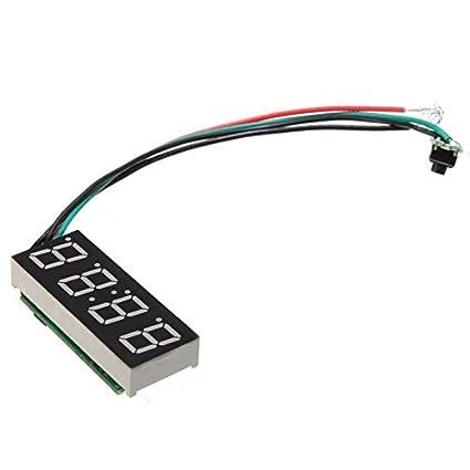 Reloj Digital - SODIAL (R) LED Digital reloj para 24 horas ...