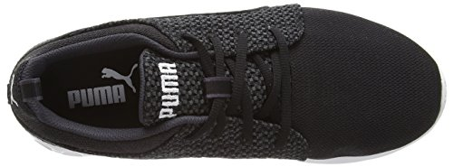 Puma Carson Runner Knit - Zapatillas para hombre Blu (Blau (periscope-black 03))
