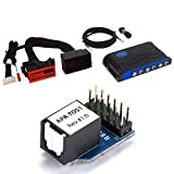 AmpPRO for Select 2013-2015 Chrysler (medium speed) Vehicles. Audio Output interface for Vehicles with Digital Audio System