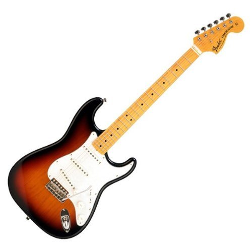 (Fender Japan '68 Reissue stratocaster ST68-TX Sun Burst (Japan Import))