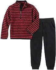 Nautica Juego de 2 Piezas de Pantalones de suéter Juego de Pantalones para Niños
