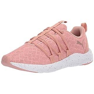 PUMA Women's Prowl Alt Sneaker, Peach Beige White, 6 M US