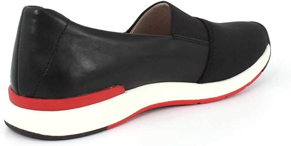 Vionic Donna Cameo Leather Textile Formatori