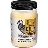 EPIC Duck Fat, Keto Friendly, Whole30, 11 Oz jar