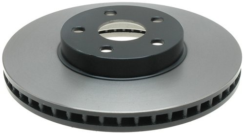 ACDelco 18A1104 Professional Front Disc Brake Rotor Assembly ()